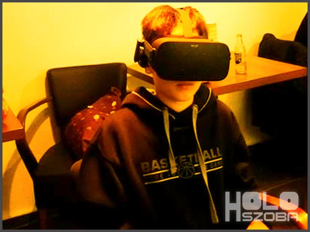 Holoszoba VR kitelepülés