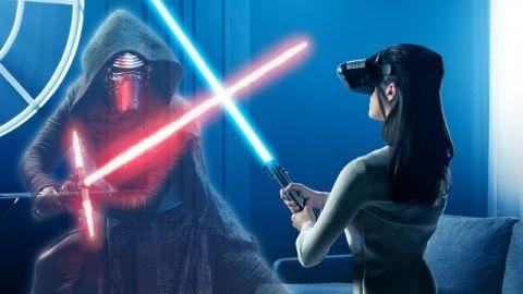 Holofedélzet - Jedi Challenges AR