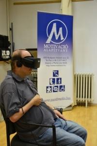 Holofedélzet - Mozgássérült VR nap
